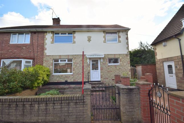 Thumbnail 3 bed end terrace house for sale in Henley Road, Nookside, Sunderland