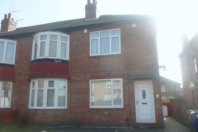 Thumbnail Flat to rent in Bingfield Gardens, Fenham, Newcastle Upon Tyne