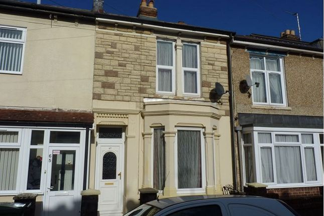 Thumbnail Property to rent in Portchester Road, Portsmouth
