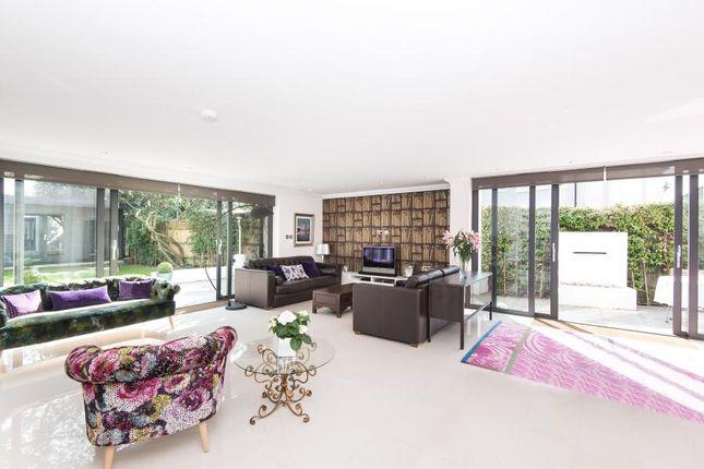 Thumbnail Detached house for sale in Melbourne Road, Teddington
