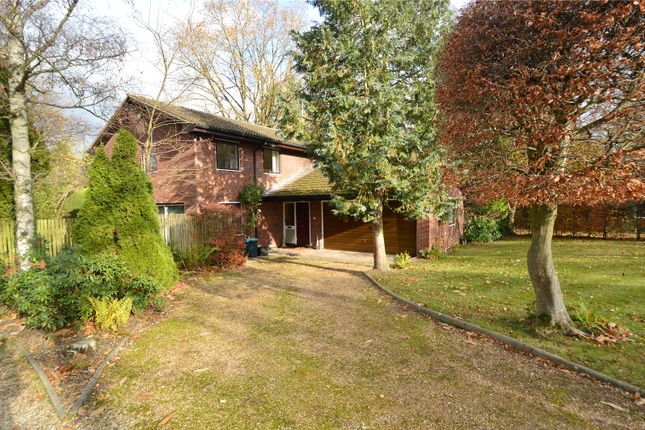 Thumbnail Detached house for sale in Luckley Wood, Wokingham, Berkshire