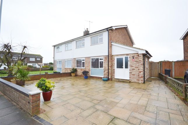 Thumbnail Semi-detached house for sale in Ramsay Way, Eastbourne