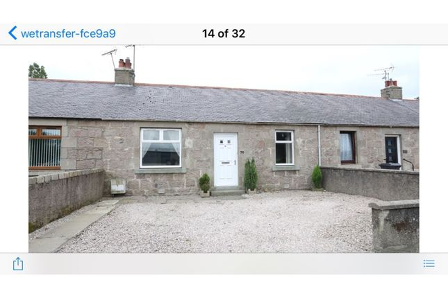 Front of Harlaw Road, Inverurie AB51