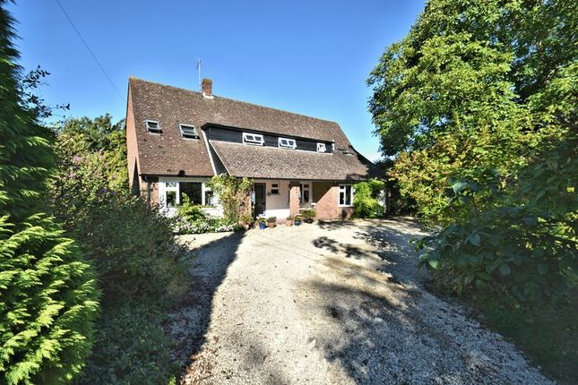 Thumbnail Detached house for sale in Wantage Road, Harwell, Didcot