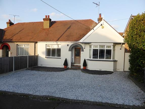 Thumbnail Bungalow for sale in Rayleigh, Essex, .