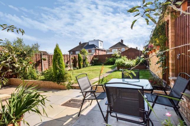 Rear Garden of Harrowgate Drive, Birstall, Leicester, Leicestershire LE4