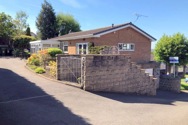 Thumbnail Detached bungalow for sale in Jura Avenue, Ripley, Derbyshire
