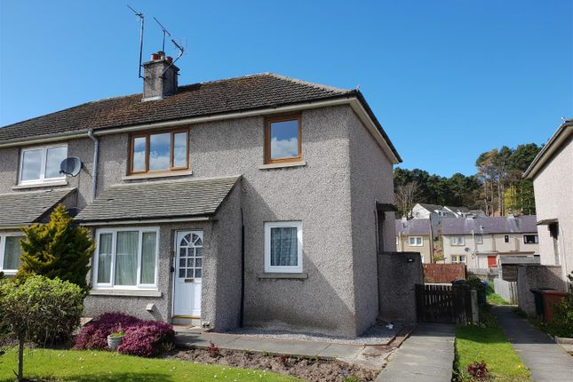Thumbnail Flat for sale in Morriston Road, Bishopmill, Elgin