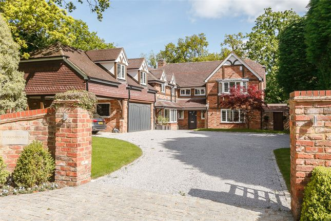 Thumbnail Detached house for sale in St. Leonards Hill, Windsor, Berkshire