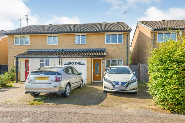Thumbnail Semi-detached house for sale in Forresters Drive, Welwyn Garden City