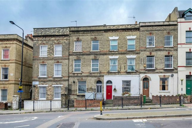 Thumbnail Flat for sale in York Way, Camden