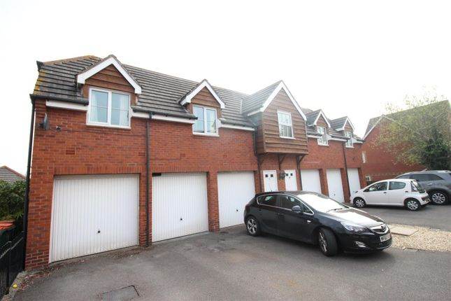 Thumbnail Detached house to rent in Powis Close, Coedkernew, Newport