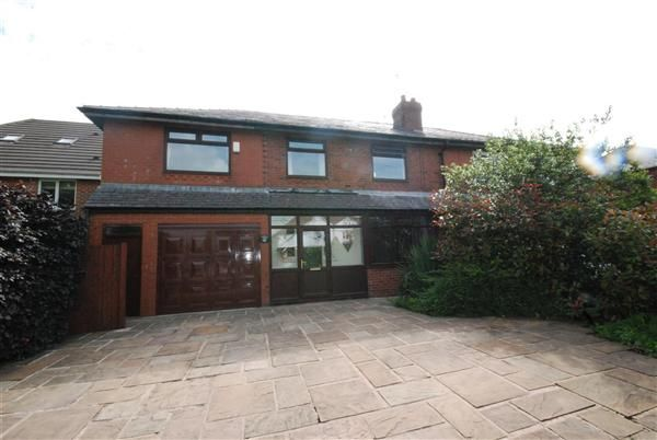 Thumbnail Semi-detached house for sale in Middleton Road, Heywood