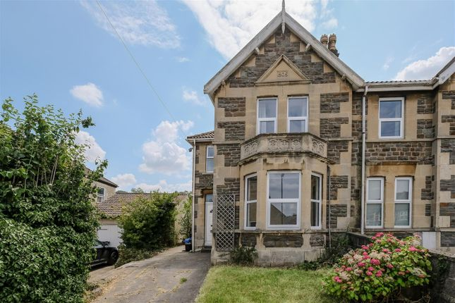 Thumbnail Semi-detached house to rent in Englishcombe Lane, Bath