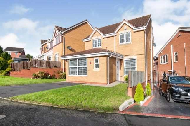 Thumbnail Detached house for sale in Morgan Close, Oldbury, West Midlands
