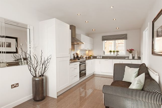"Thumbnail Town house for sale in ""The Turnberry"" at Capelrig Road, Newton Mearns, Glasgow"