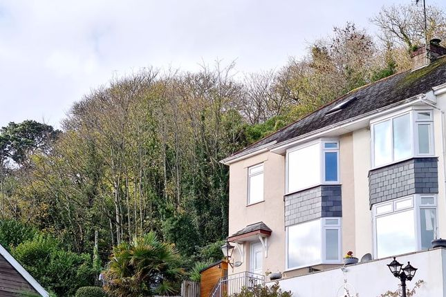 Front Aspect of Riviera Estate, Malpas, Truro TR1