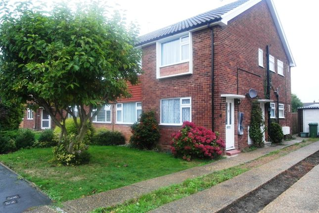 Thumbnail Maisonette to rent in Lavender Road, West Ewell
