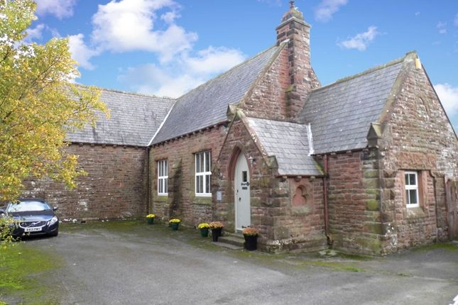 Thumbnail Detached house for sale in The Old School, Abbeytown, Wigton, Cumbria