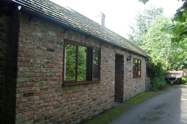 Thumbnail Bungalow to rent in Green End Lodge, Melmerby, Ripon