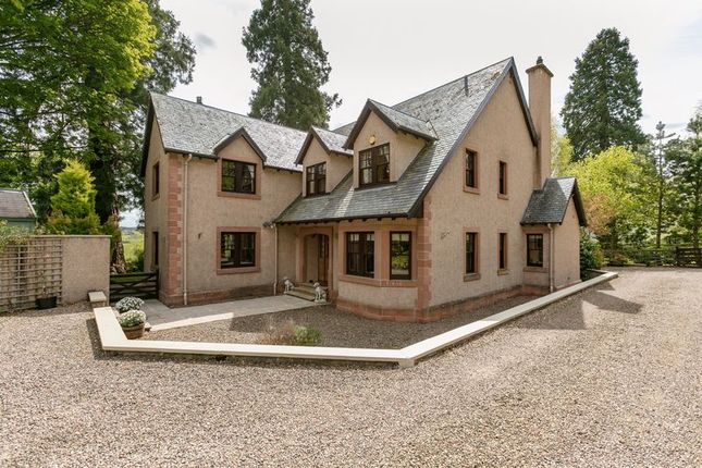 Thumbnail Detached house for sale in The Court House, The Woll, Ashkirk, Selkirk