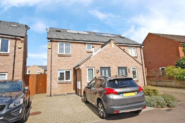 Thumbnail Semi-detached house for sale in East End Road, Charlton Kings, Cheltenham, Gloucestershire