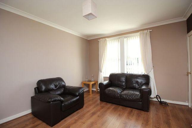 Lounge of Dick Crescent, Burntisland KY3
