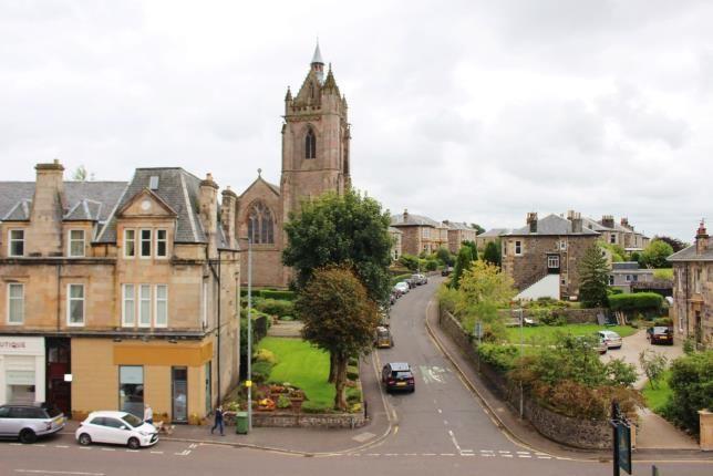 Front Views of Elphinstone Court, Lochwinnoch Road, Kilmacolm PA13