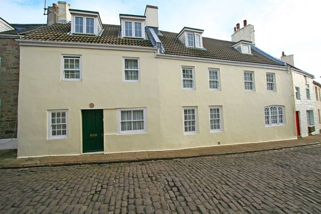 Thumbnail Town house for sale in Aurigny House, High Street, Alderney