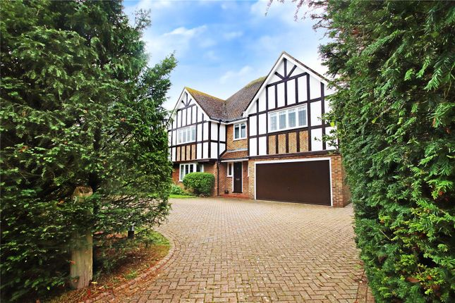 Thumbnail Detached house for sale in West Ridings, East Preston, West Sussex