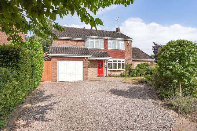Thumbnail Detached house for sale in Moorend Grove, Leckhampton, Cheltenham