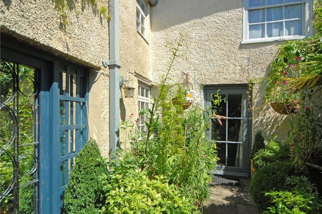 Courtyard Garden of Wotton Road, Kingswood, Wotton-Under-Edge, Gloucestershire GL12