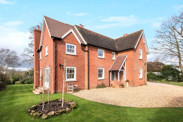 Thumbnail Detached house for sale in Golding Lane, Mannings Heath, Horsham, West Sussex