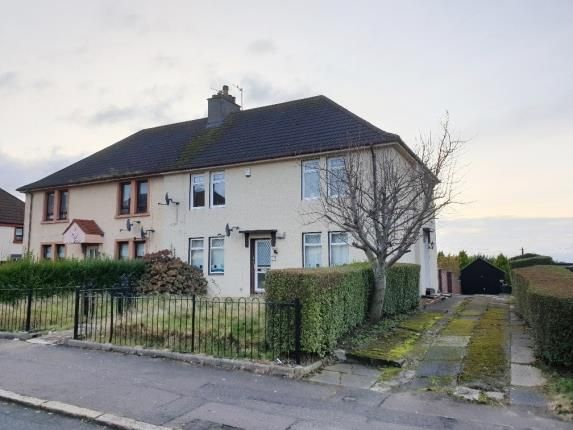 External of Granger Road, Riccarton, Kilmarnock, East Ayrshire KA1