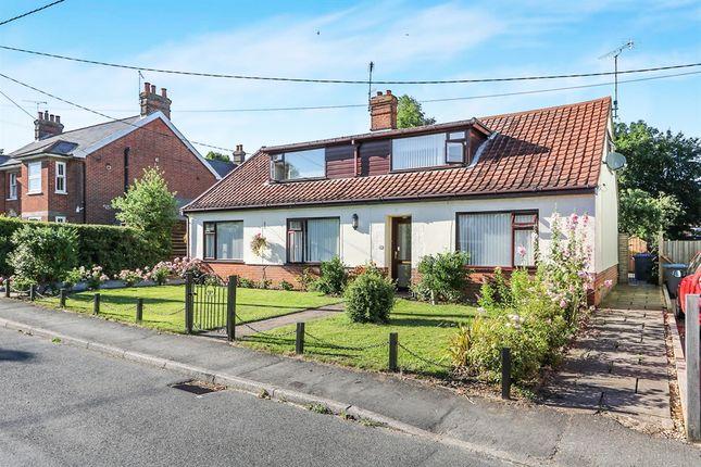 Thumbnail Bungalow for sale in Pembroke Road, Framlingham, Woodbridge