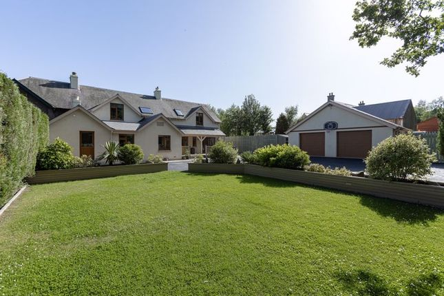 Thumbnail Semi-detached house for sale in 1 Hazel Cottage, Chapel-On-Leader, Earlston