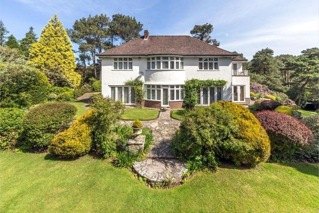 Thumbnail Detached house to rent in Canford Cliffs Road, Canford Cliffs, Poole