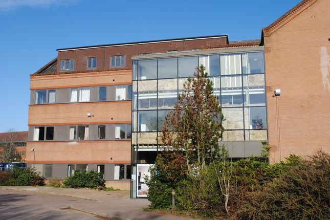 Thumbnail Flat to rent in Bartley Way, Hook