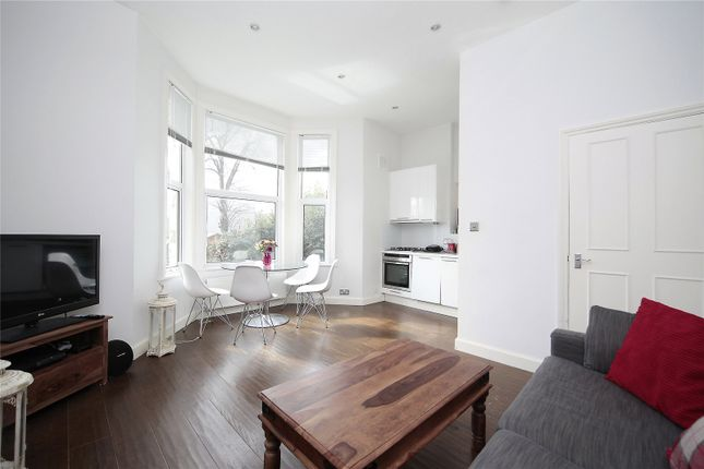 Thumbnail Flat to rent in Gauden Road, Clapham, London