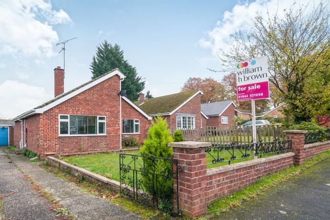 Thumbnail Detached bungalow for sale in Heather Way, Brandon