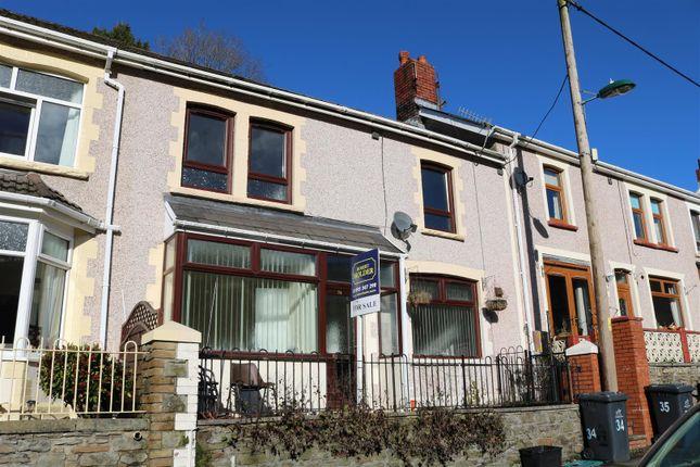 Terraced house for sale in Regent Street, Llanhilleth, Abertillery