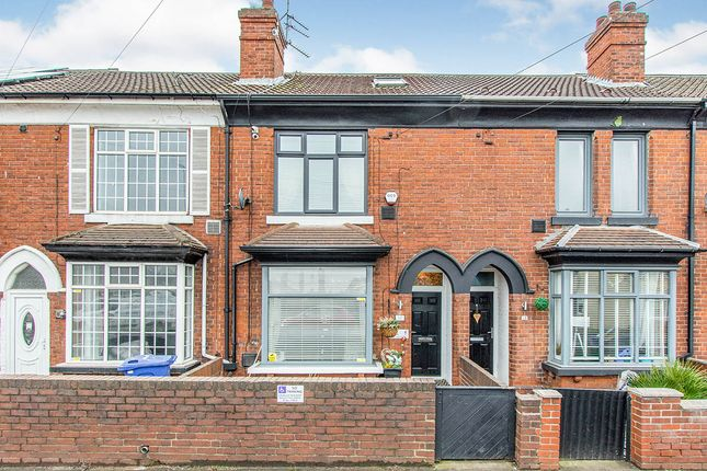 Thumbnail Terraced house for sale in Bentley Road, Doncaster