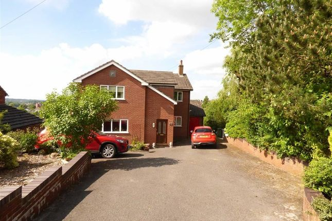 Thumbnail Detached house for sale in Blakelow Road, Macclesfield, Cheshire