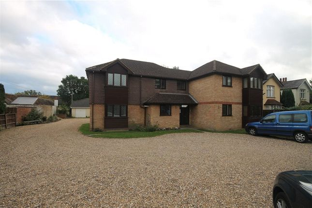 Thumbnail Flat for sale in Ash Court, Liberty Lane, Addlestone, Surrey