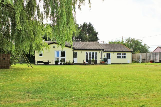 Thumbnail Detached bungalow for sale in Pudsey Hall Lane, Canewdon