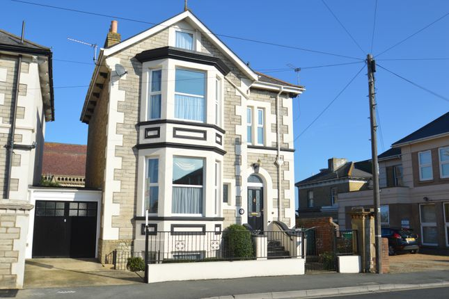 Thumbnail Detached house for sale in Argyll Street, Ryde