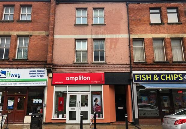 Commercial property for sale in 74 Market Street, Wigan, Lancashire
