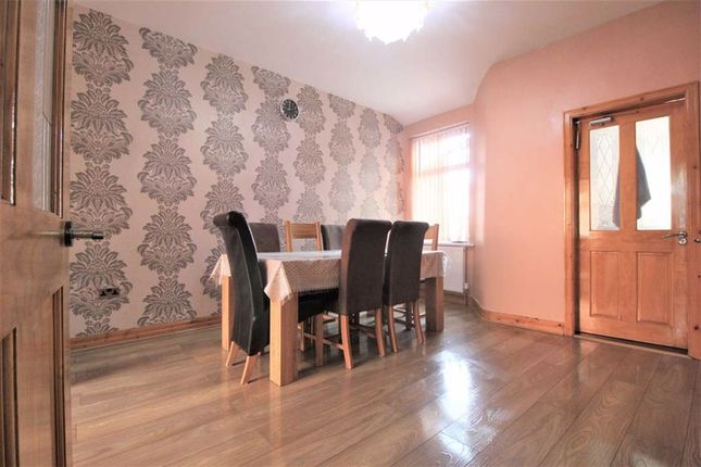 Dining Room of Fairbourne Road, Levenshulme, Manchester M19