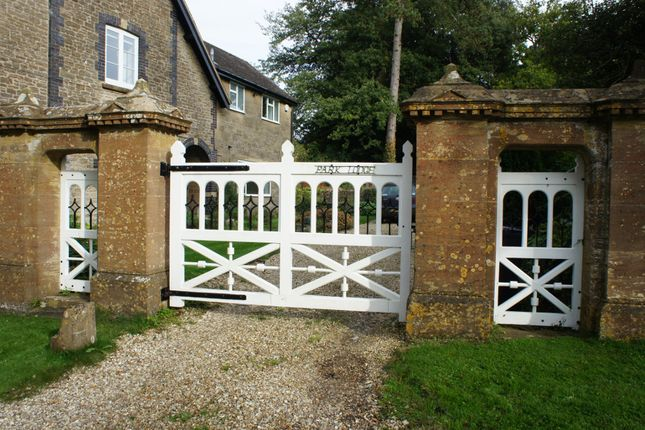Exterior of Lodge Hill, East Coker BA22