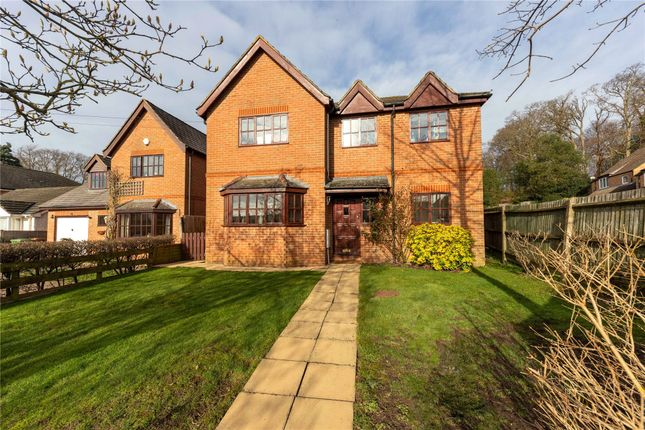Detached house for sale in Rectory Lane, Bracknell, Berkshire
